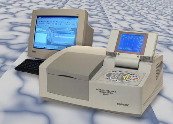 UVD-3200 Spectrophotometer